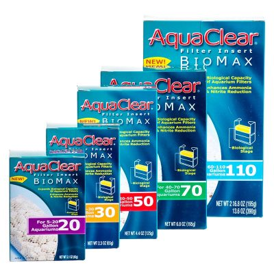 AquaClear Filter Inserts BioMax