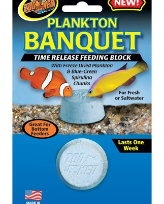 Freeze Dried Plankton Baquet