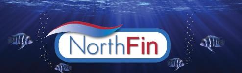 Northfin fish food banner