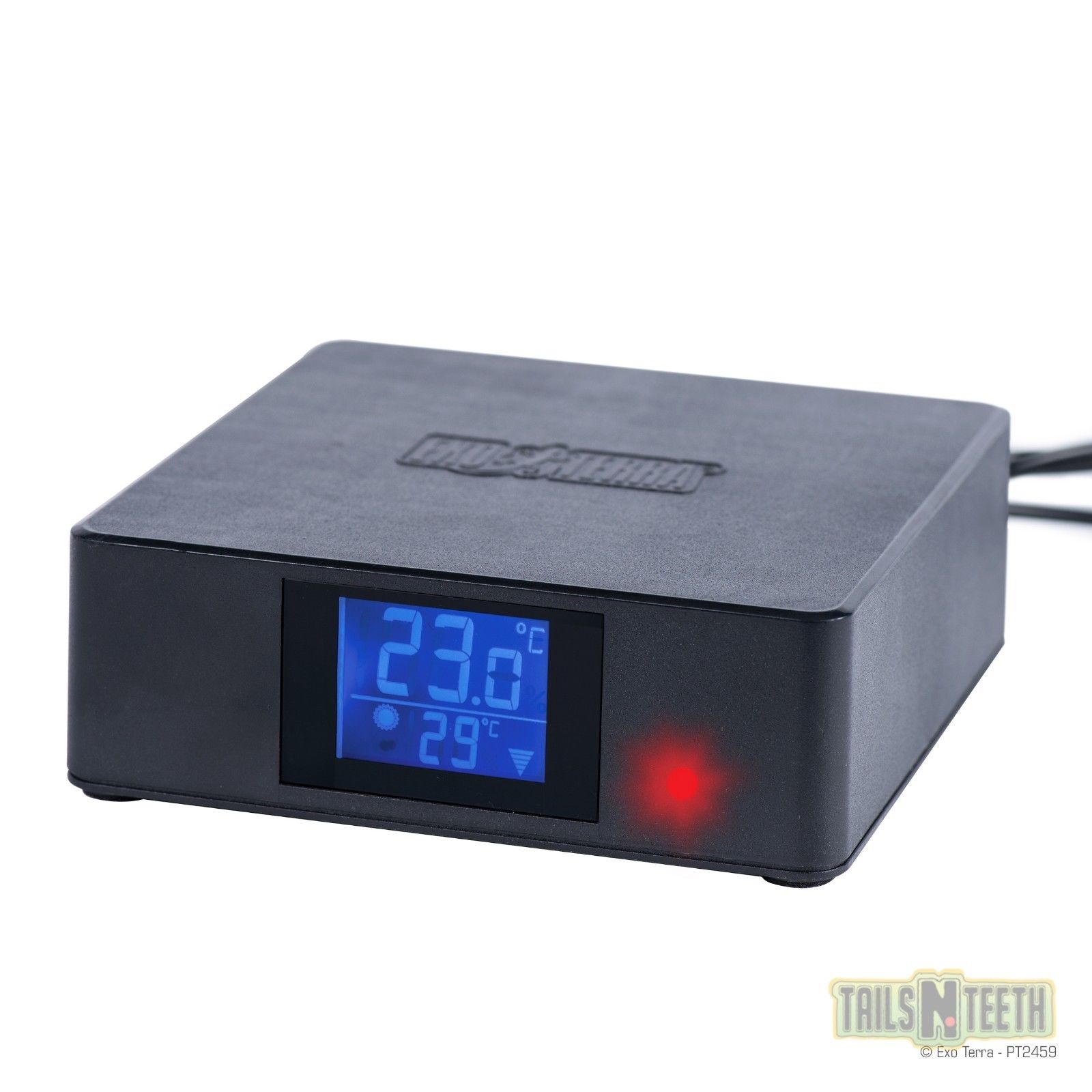 Reptile Terrarium Thermostat 600w Dimmable Tailsnteeth