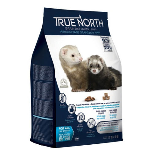 Grain Free Ferret Food All Sizes Tailsnteeth